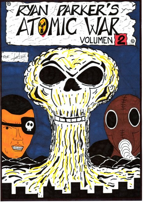 Atomic War. Vol 2 - Emilio Gómez