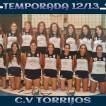 Club Volleybol Torrijos 2012-2012