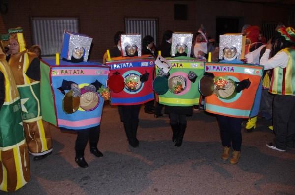 Di Patata - Carnaval Torrijos 2013