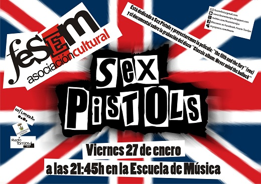 Documentales FESEM Sex Pistols - 27 enero 2012