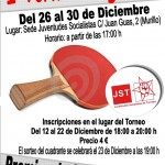 I TORNEO PING PONG