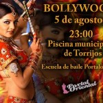 Bollywood en Piscina Nocturna