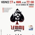 cartel documentales FESEM - lemmy