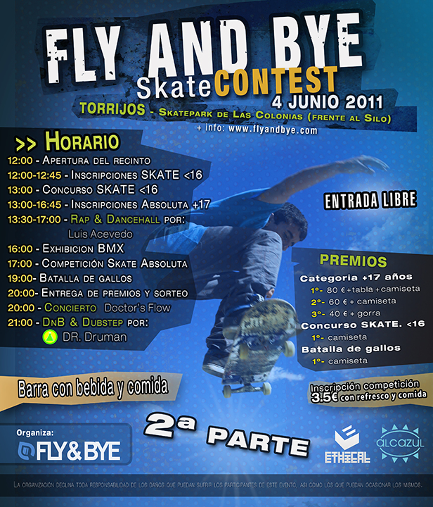 fly and bye-2 parte